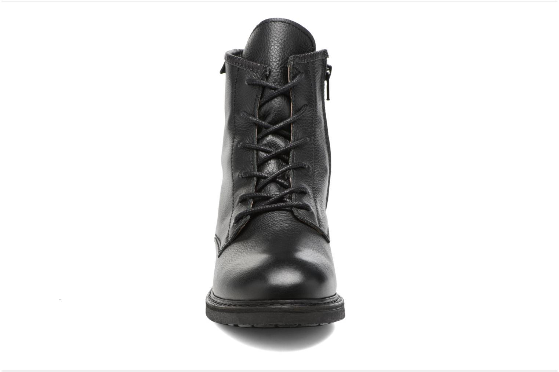 Bottines et boots P-L-D-M By Palladium Balimo Tmbl Noir vue portées chaussures
