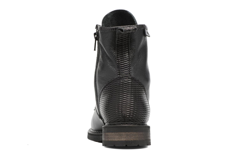 Bottines et boots P-L-D-M By Palladium Balimo Tmbl Noir vue droite