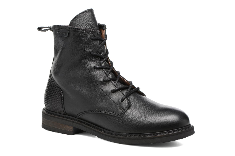 Bottines et boots P-L-D-M By Palladium Balimo Tmbl Noir vue détail/paire
