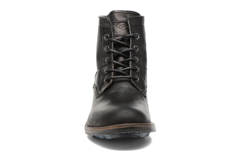 Bottines et boots P-L-D-M By Palladium Carthy Cmr Noir vue portées chaussures