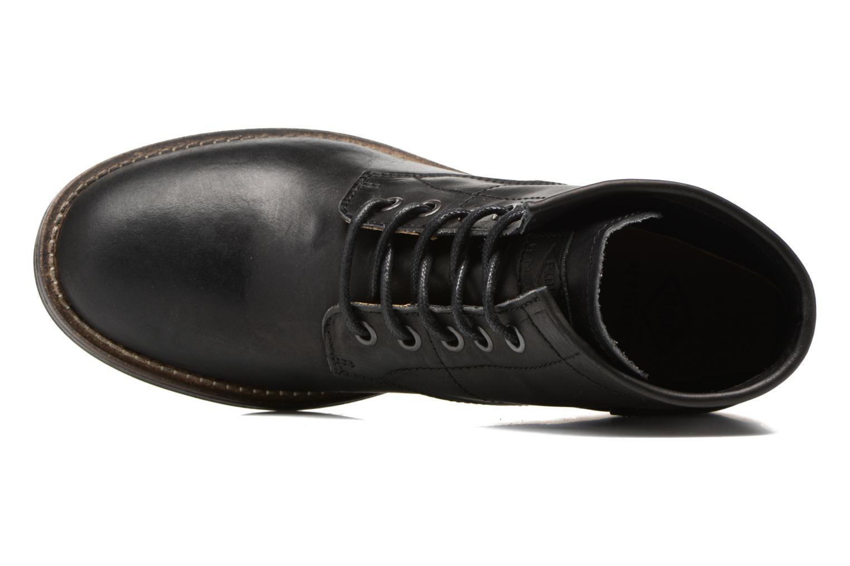 Bottines et boots P-L-D-M By Palladium Carthy Cmr Noir vue gauche