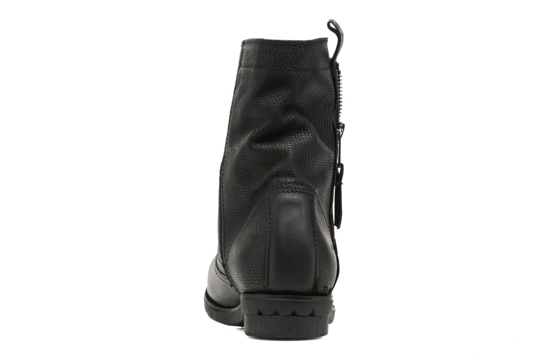 Bottines et boots P-L-D-M By Palladium Didger Trn Noir vue droite