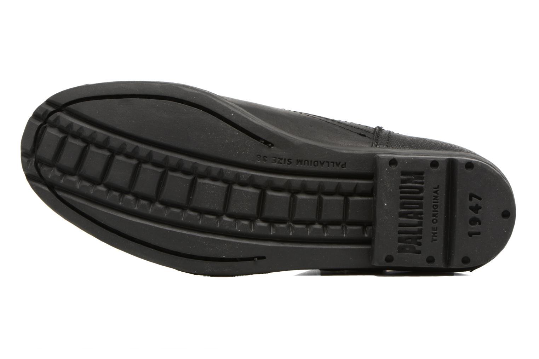 Bottines et boots P-L-D-M By Palladium Didger Trn Noir vue haut
