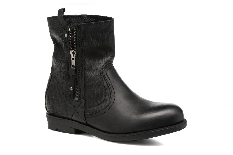 Bottines et boots P-L-D-M By Palladium Didger Trn Noir vue détail/paire
