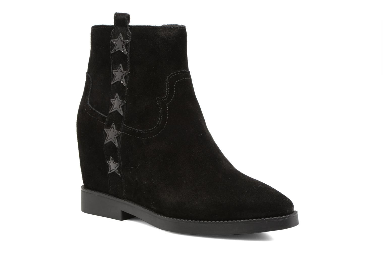 Bottines et boots Ash Goldie Noir vue détail/paire