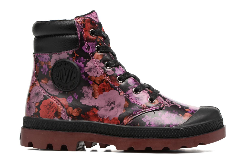 Bottines et boots Palladium Wendy Flo K Rose vue derrière