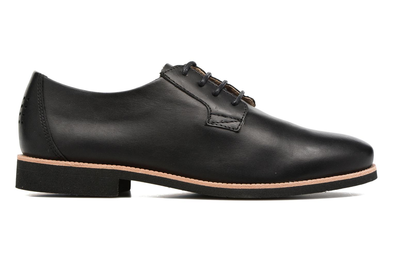 Chaussures à lacets TBS Farrah  3 Noir vue derrière