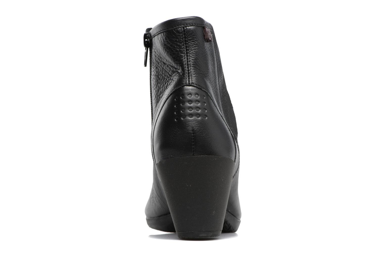 Boots en enkellaarsjes TBS Kristie Zwart rechts