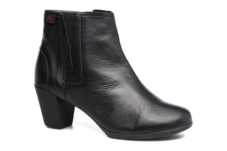 Boots en enkellaarsjes TBS Kristie Zwart detail