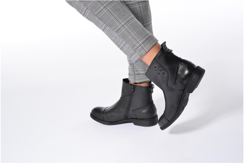 Boots en enkellaarsjes TBS Marleys Zwart onder