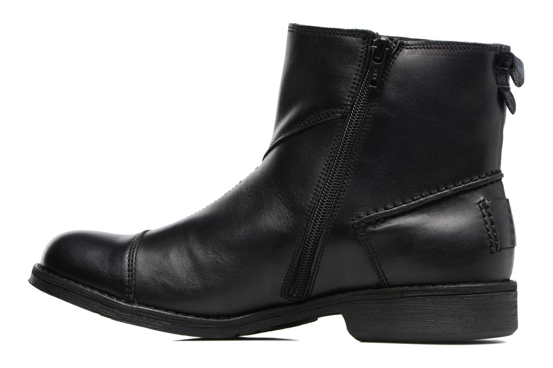 Boots en enkellaarsjes TBS Marleys Zwart voorkant