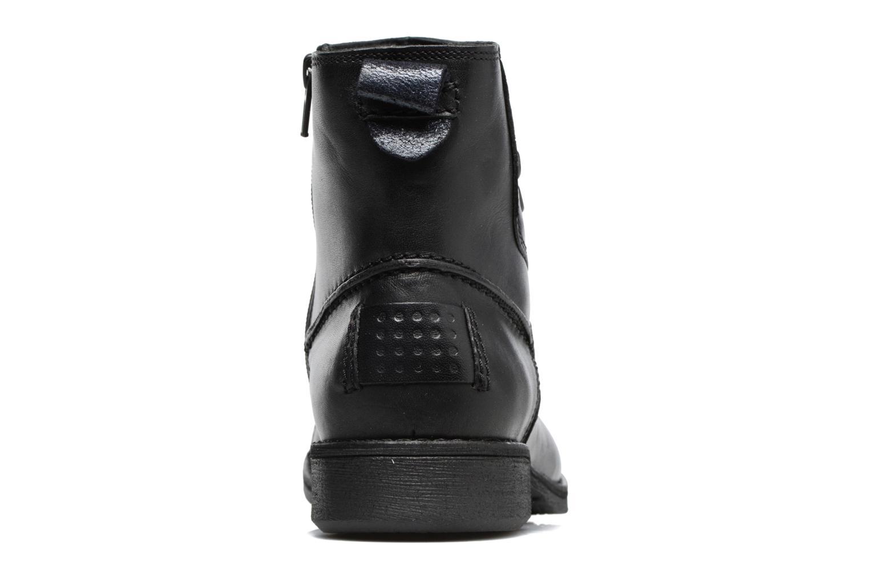 Boots en enkellaarsjes TBS Marleys Zwart rechts