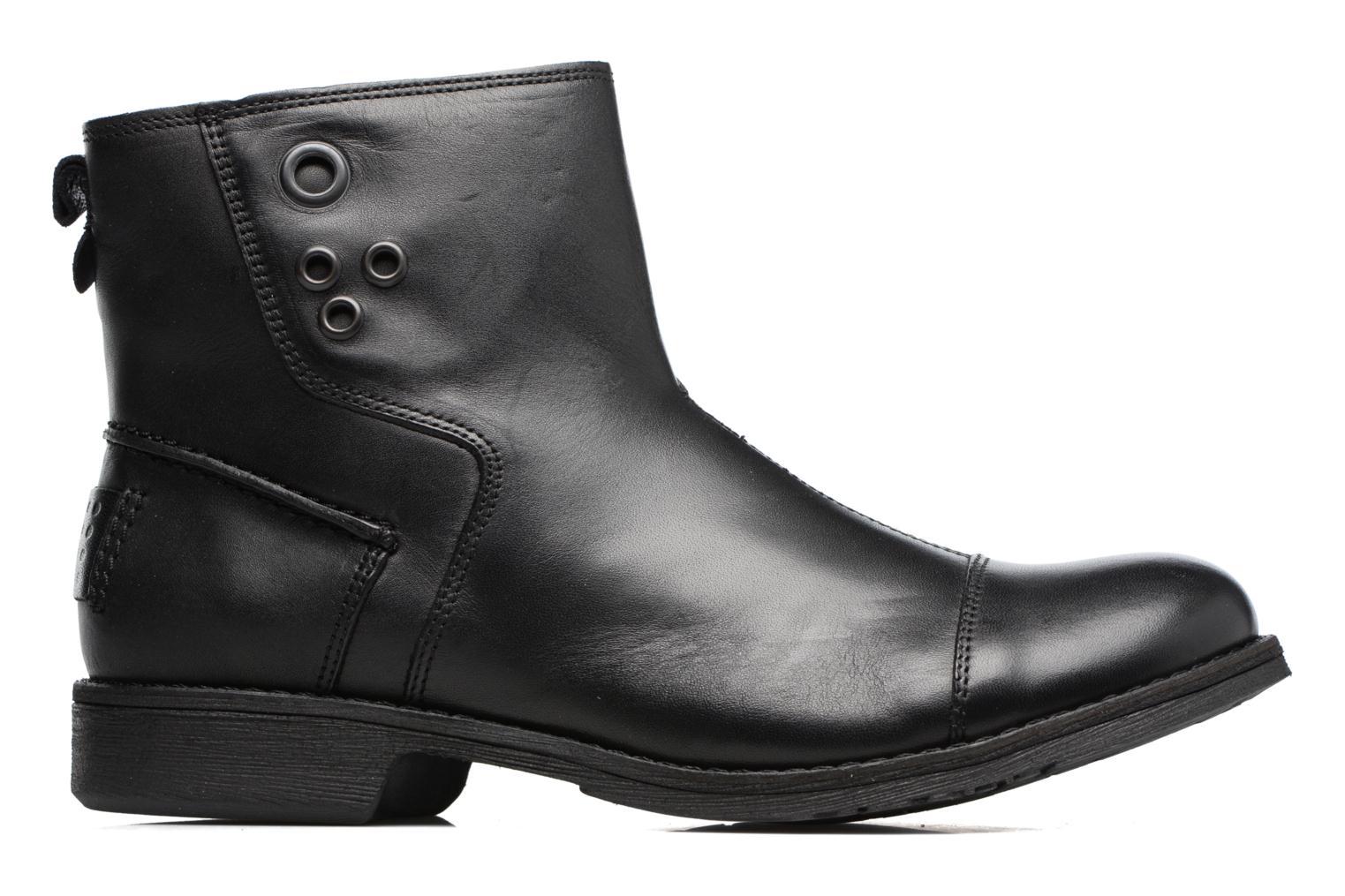 Boots en enkellaarsjes TBS Marleys Zwart achterkant