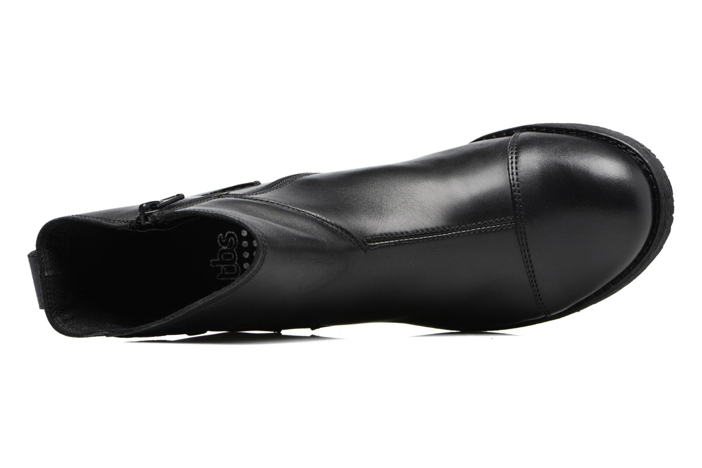 Boots en enkellaarsjes TBS Marleys Zwart links