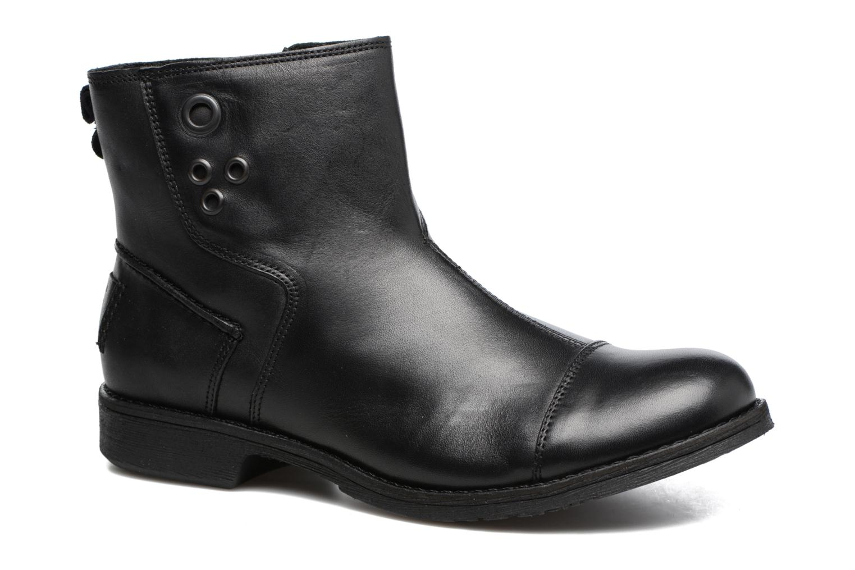 Boots en enkellaarsjes TBS Marleys Zwart detail
