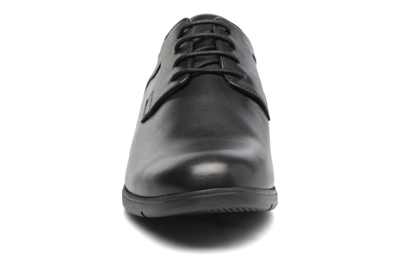Chaussures à lacets TBS Riderss Noir vue portées chaussures