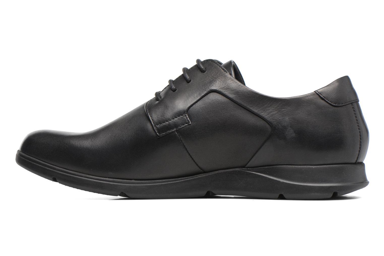 Chaussures à lacets TBS Riderss Noir vue face