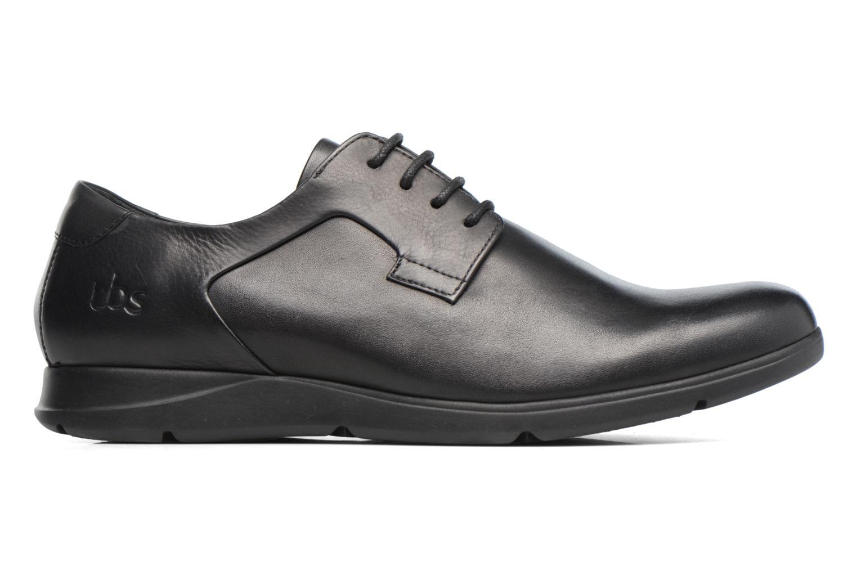 Chaussures à lacets TBS Riderss Noir vue derrière