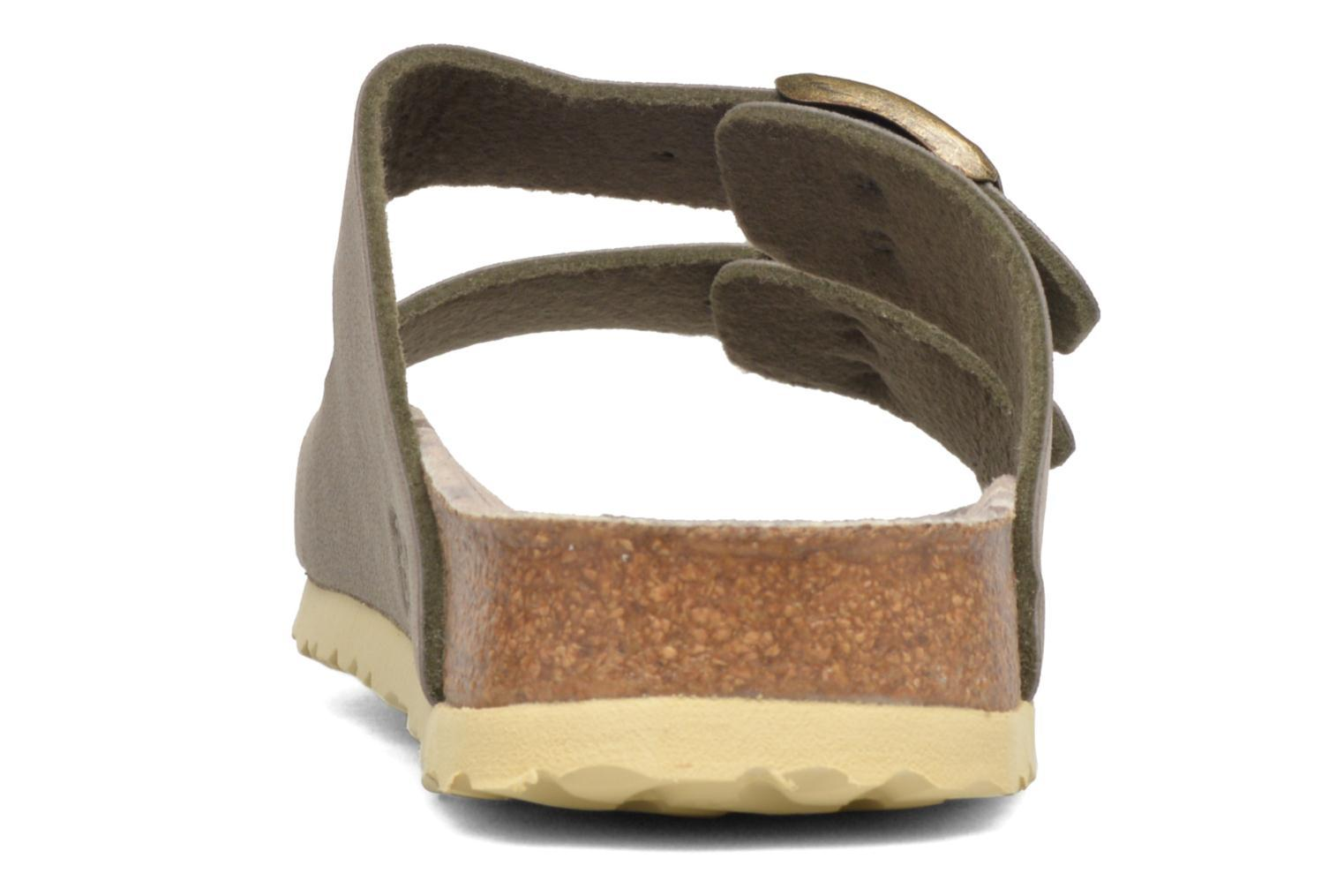Mules & clogs Birki's Arizona Flor W Grey view from the right