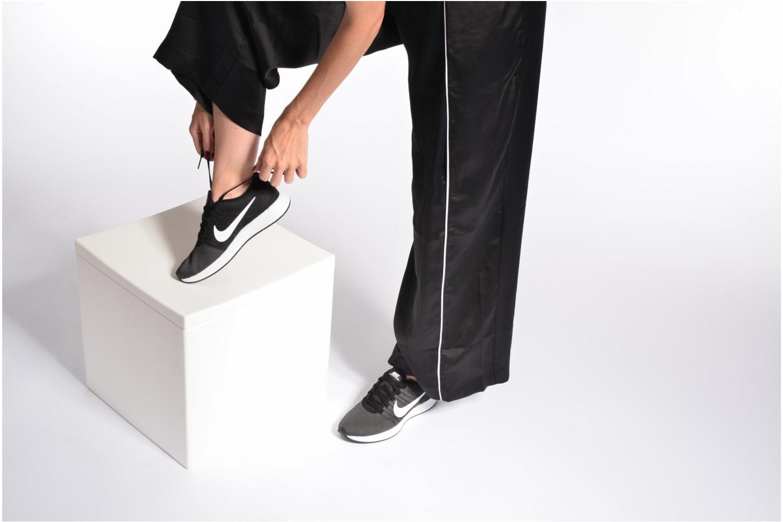 Chaussures de sport Nike W Nike Dualtone Racer Gris vue bas / vue portée sac