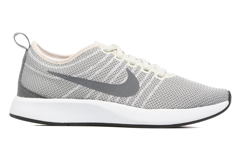 Chaussures de sport Nike W Nike Dualtone Racer Gris vue derrière