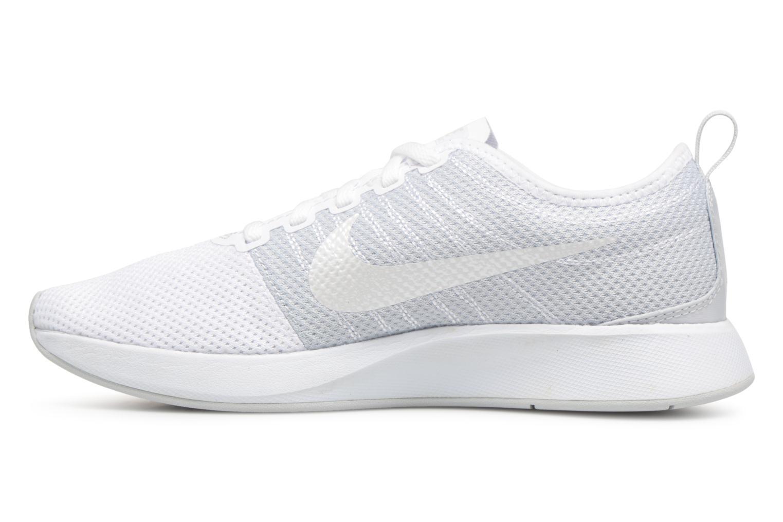 pretty nice d63ef e55c6 ... Zapatos promocionales Nike W Nike Dualtone Racer (Blanco) - Zapatillas  de deporte Casual salvaje ...