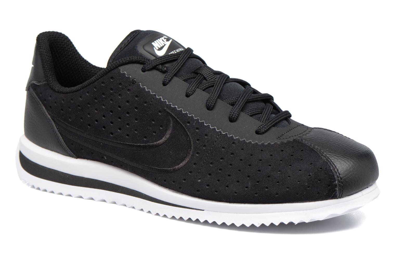 Baskets Nike Nike Cortez Ultra Moire 2 Noir vue détail/paire