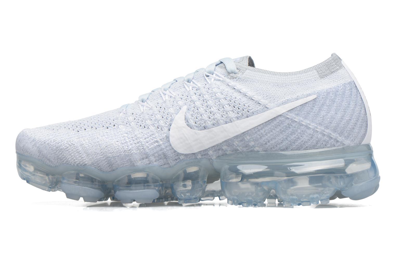 Chaussures de sport Nike Wmns Nike Air Vapormax Flyknit Bleu vue face