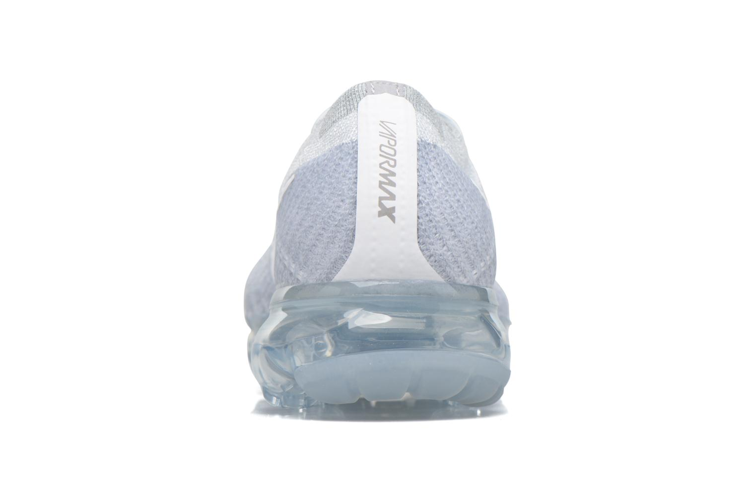 Wmns Nike Air Vapormax Flyknit Pure Platinum/White-Wolf Grey