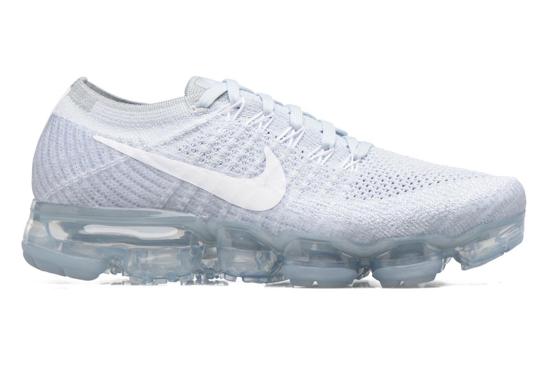 Chaussures de sport Nike Wmns Nike Air Vapormax Flyknit Bleu vue derrière