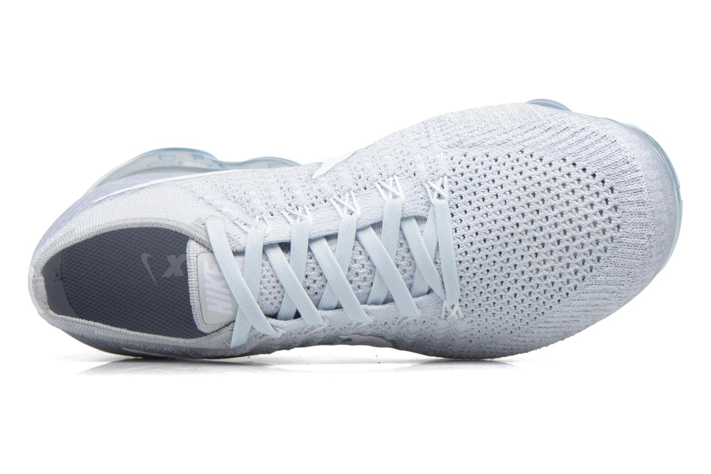 Sportschoenen Nike Wmns Nike Air Vapormax Flyknit Blauw links