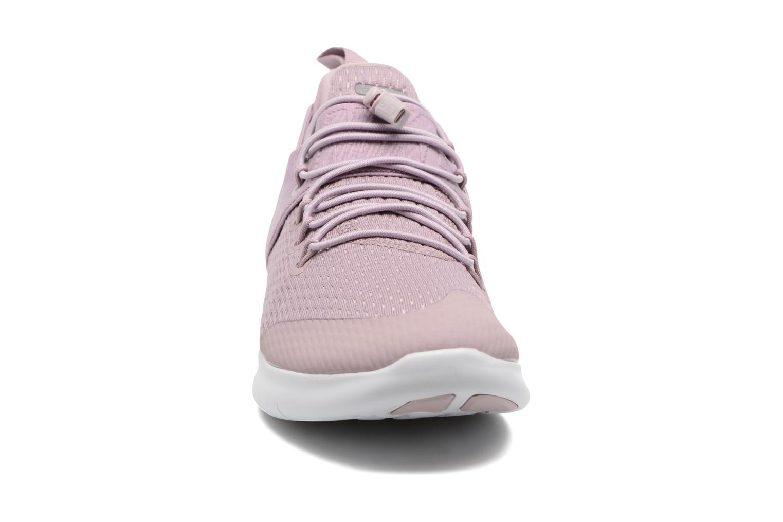 Wmns Nike Free Rn Cmtr 2017 Plum Fog/Sunset Glow-Pure Platinum