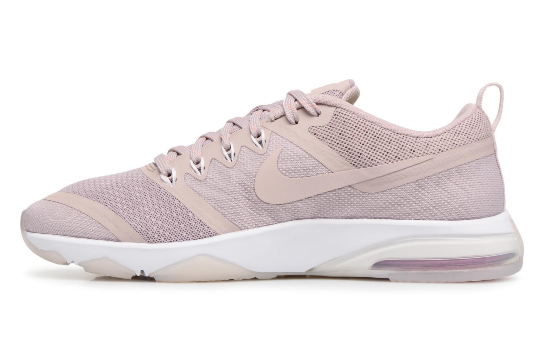 Sportschuhe Nike Wmns Nike Air Zoom Fitness rosa ansicht von vorne