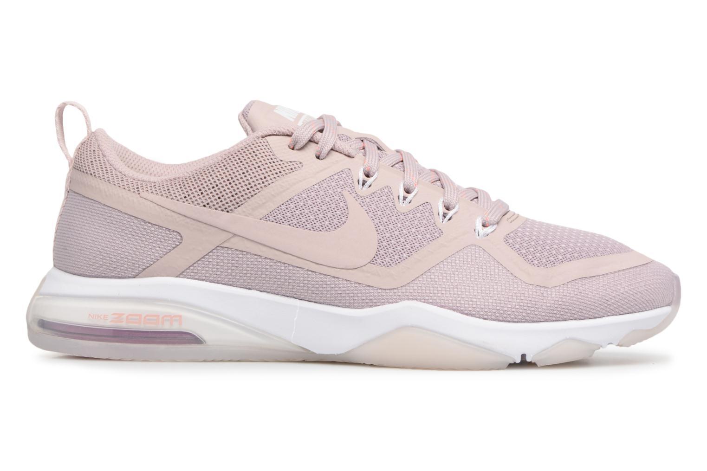 Sportschuhe Nike Wmns Nike Air Zoom Fitness rosa ansicht von hinten