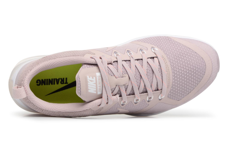 Sportschuhe Nike Wmns Nike Air Zoom Fitness rosa ansicht von links
