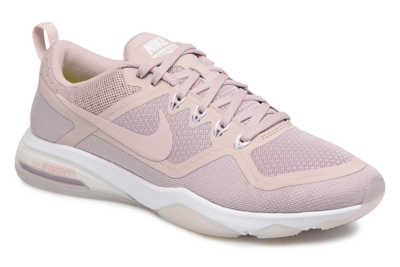 Zapatos promocionales Nike Wmns Nike Air Zoom Fitness (Rosa) - Zapatillas de deporte   Zapatos casuales salvajes