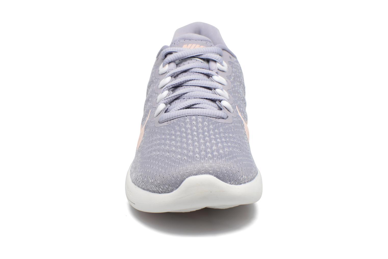 Chaussures de sport Nike Wmns Nike Lunarglide 9 Violet vue portées chaussures