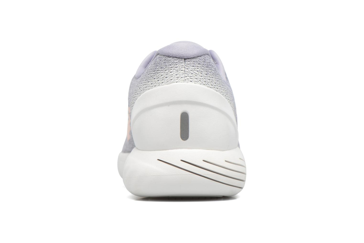 Sport shoes Nike Wmns Nike Lunarglide 9 Purple view from the right