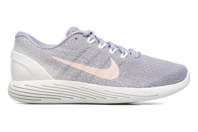 Chaussures de sport Nike Wmns Nike Lunarglide 9 Violet vue derrière