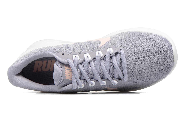 Chaussures de sport Nike Wmns Nike Lunarglide 9 Violet vue gauche