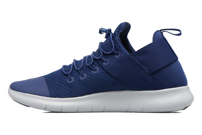 Chaussures de sport Nike Nike Free Rn Cmtr 2017 Bleu vue face