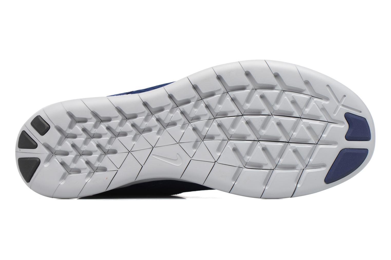 Chaussures de sport Nike Nike Free Rn Cmtr 2017 Bleu vue haut