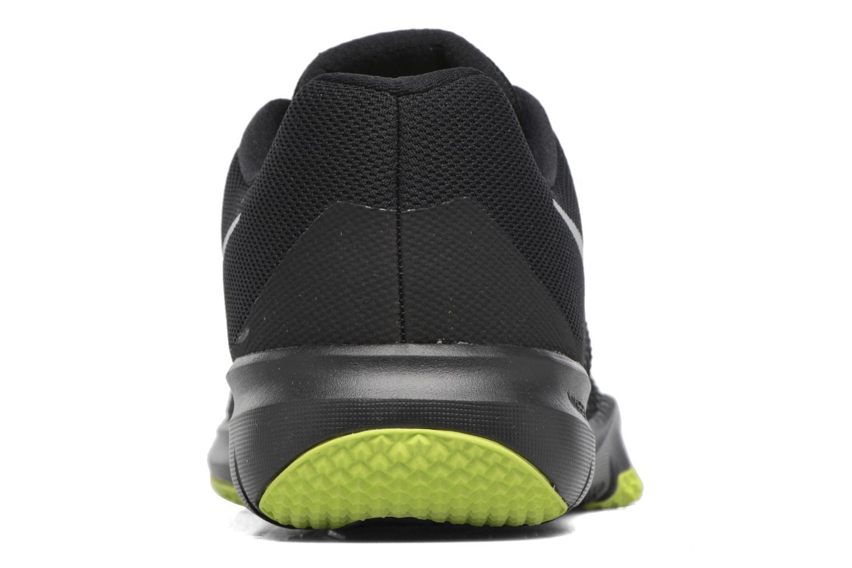 Chaussures de sport Nike Nike Flex Control Jaune vue droite