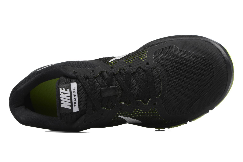 Chaussures de sport Nike Nike Flex Control Jaune vue gauche