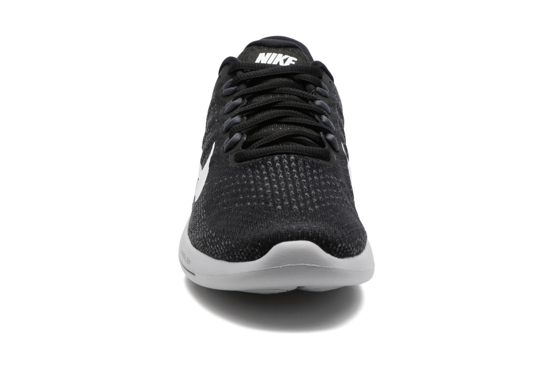 Nike Lunarglide 9 Black/White-Dark Grey-Wolf Grey