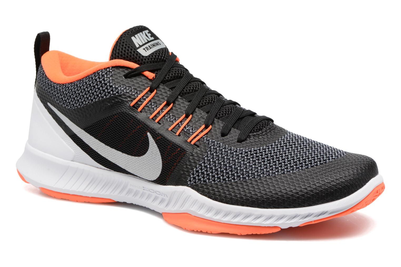 Chaussures de sport Nike Nike Zoom Domination Tr Noir vue détail/paire