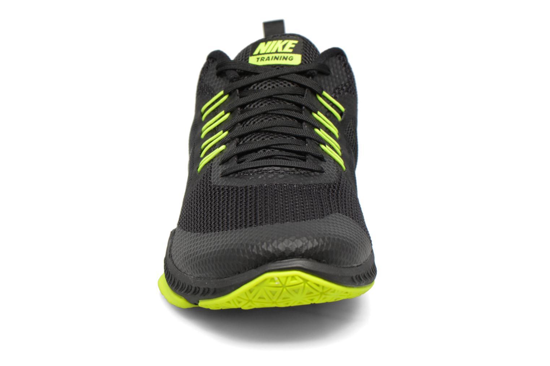 Chaussures de sport Nike Nike Zoom Domination Tr Noir vue portées chaussures