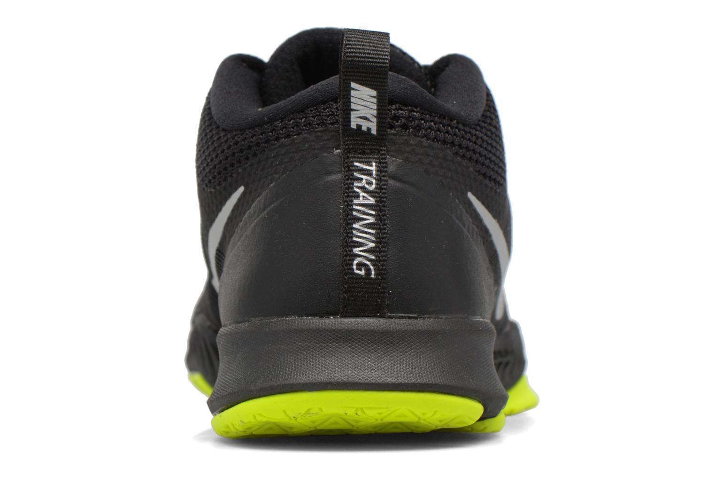Chaussures de sport Nike Nike Zoom Domination Tr Noir vue droite