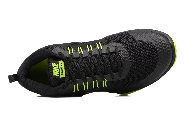Nike Zoom Domination Tr Black/Metallic Silver-Volt