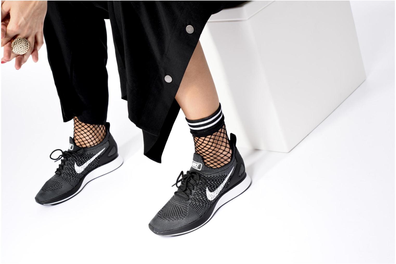 Baskets Nike W Air Zoom Mariah Fk Racer Prm Gris vue bas / vue portée sac
